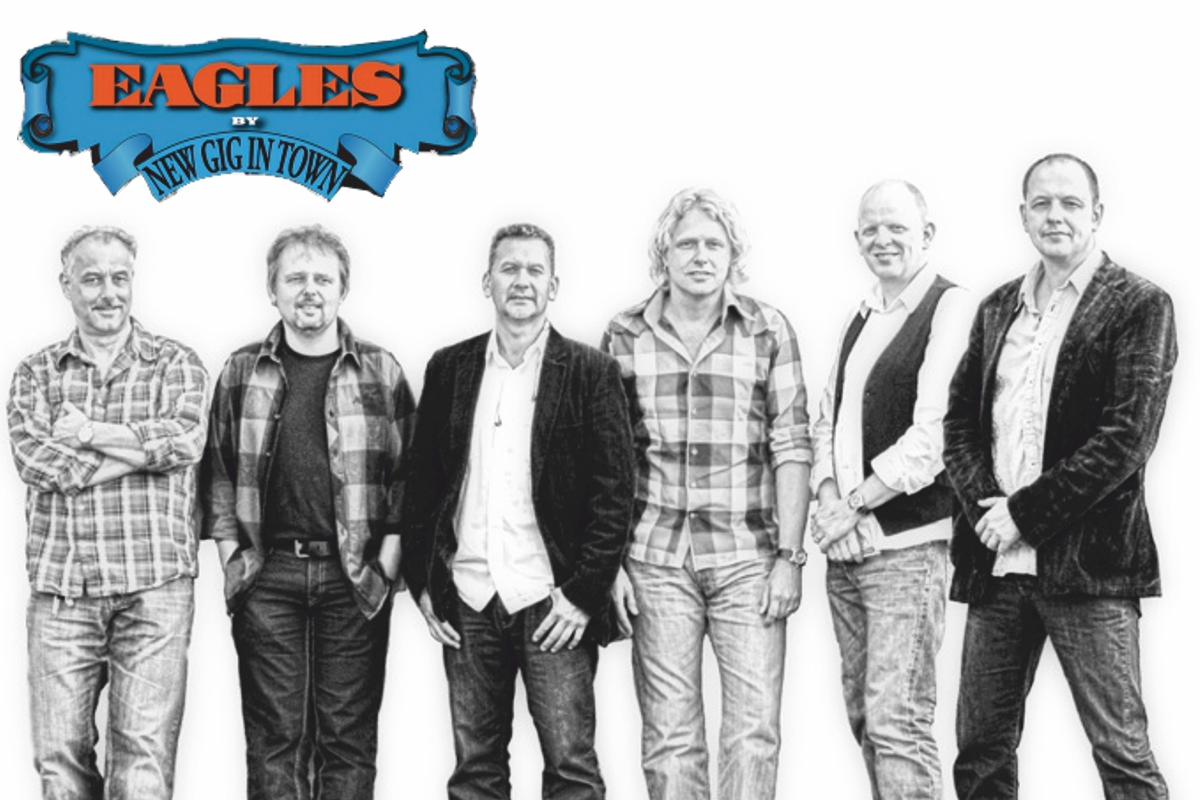 New Gig In Town - The Eagles Tribute