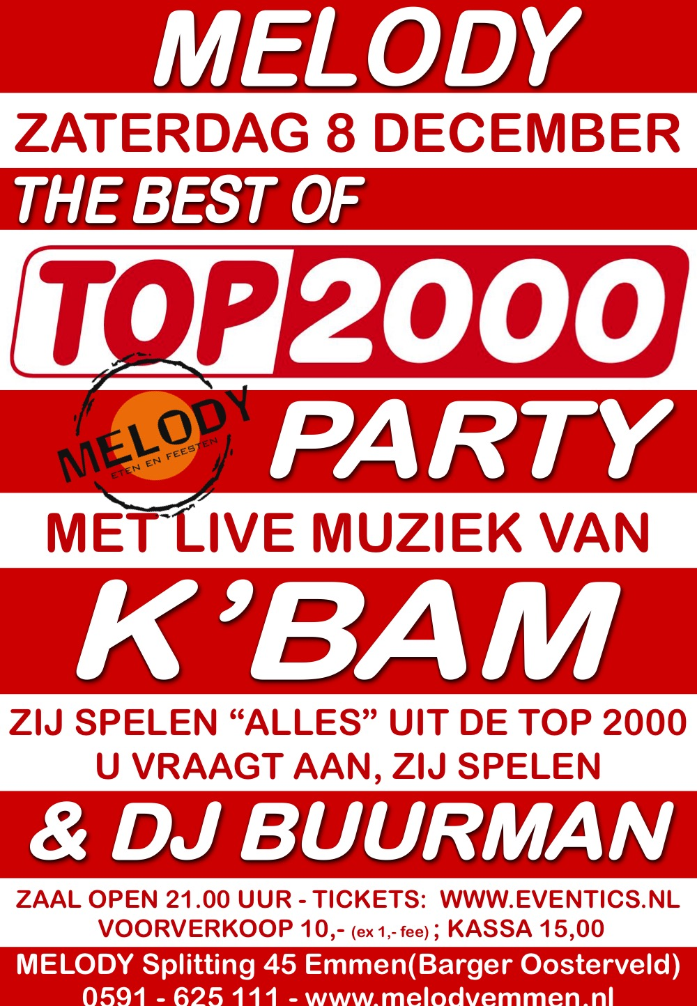 TOP 2000 PARTY